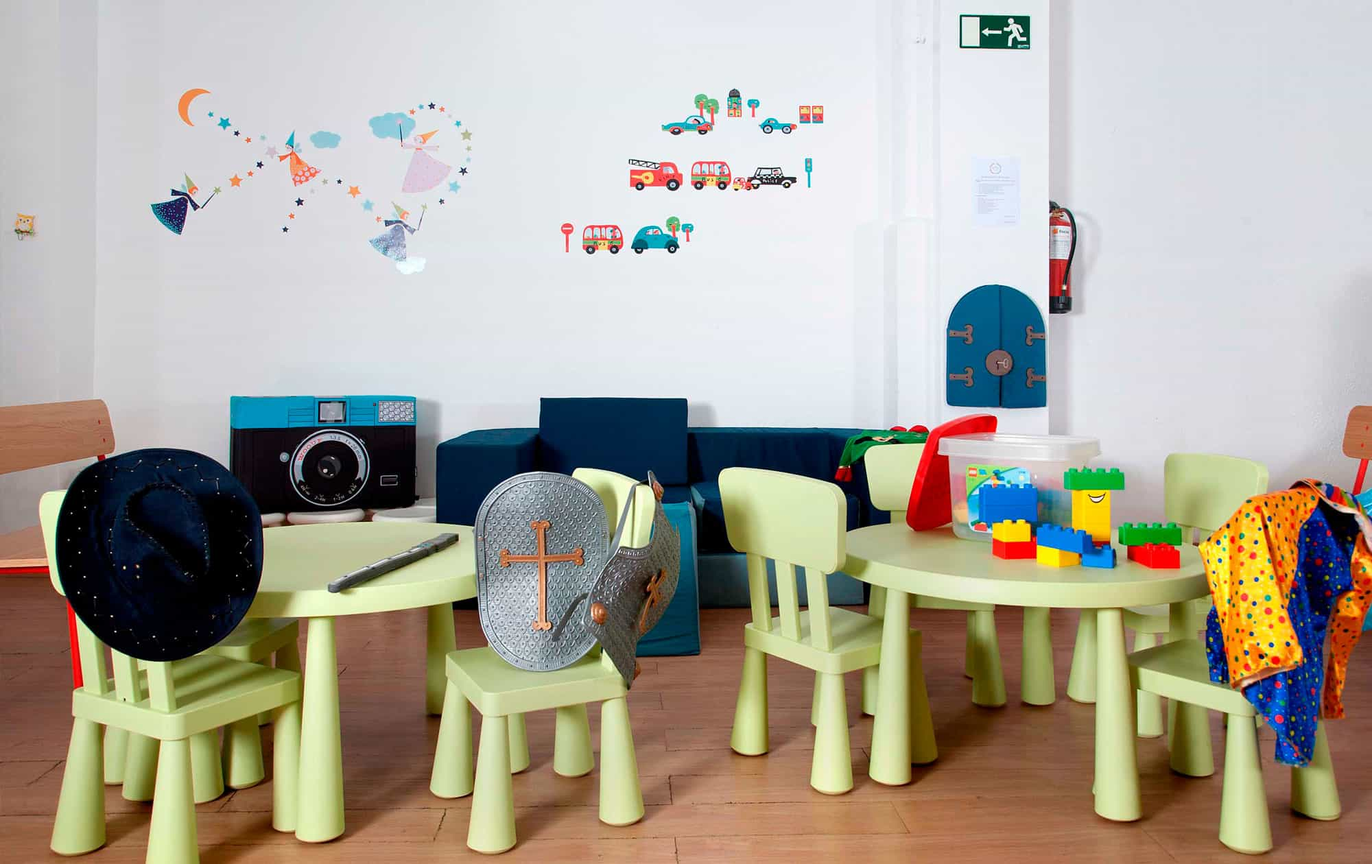 Locales para fiestas infantiles y cumplea os salas de ocio for Local fiestas infantiles barcelona