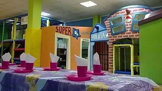 Meteorito En Valencia: Locales Para Fiestas Infantiles En Valencia