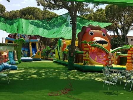 Locales para fiestas infantiles y cumplea os en gav for Local fiestas infantiles barcelona