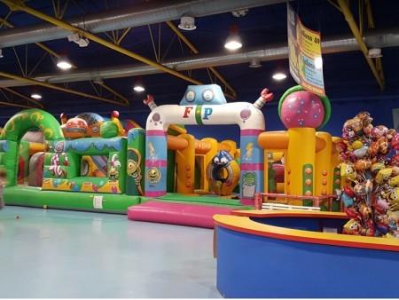 Locales para fiestas infantiles y cumplea os en la for Local fiestas infantiles barcelona