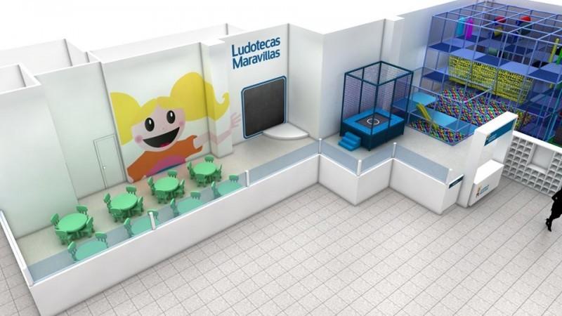 Locales para fiestas infantiles en valencia maravillas for Sala maravillas
